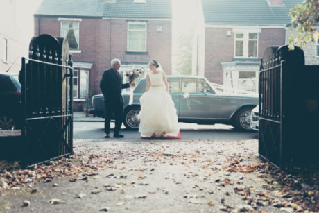 Cambridge Winter Wedding Photography by Elina Photography